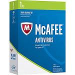 Antivirus Mcaffee 2017 3 pc's