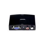 Caja convertidora vga a hdmi con audio HWH-2058