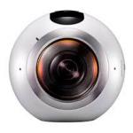 Camara Samsung Gear 360 SM-C200NZWACOO