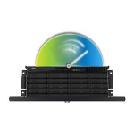 Grabador IP (Nvr) de rack 4U 90 tb IP08-102T-R4Z