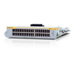 High Density 40 ports 10/100/1000TX AT-SBx81GT40