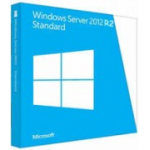 Windows Server Standard 2012 R2 32/64 Bits 1 pk Oem
