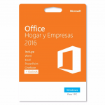 office 2016 hogar y empresas y/o windows 10