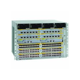 12 Port 10G Redundant System Bundle AT-SBx8112-12XR-50