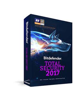 Antivirus Bitdefender Total Security